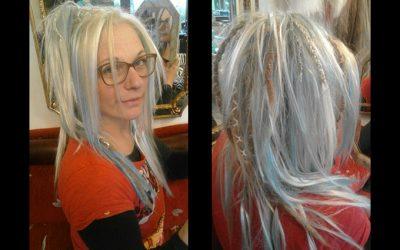Peloco: Haarverlängerung mit xTensions & Foxtail-Zöpfen aus Kunsthaar