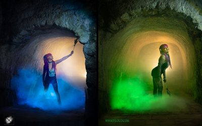 Peloco: Wir von Peloco bringen dein inneres Leuchten nach außen. Mit Dreadlocks aus Echthaar wirst du zum strahlenden Hingucker 🌈 (Copyright by: Foto Frank)