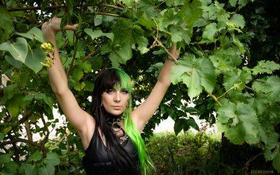 peloco-cyberpunks_Punkstyle-im-Gruenen