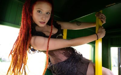 Franky's Peloco Fairytales: Was aus der bösen Stiefschwester von Goldmarie passierte, verraten wir aber nicht (Copyright by: FotoFrank)
