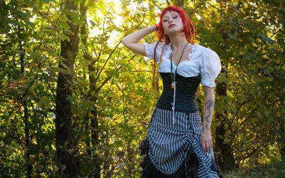 Franky's Peloco Fairytales: Die Piratenbraut erobert den Wald (Copyright by: FotoFrank)