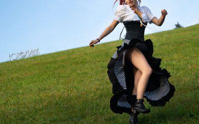 Franky's Peloco Fairytales: Und sie lebte glücklich und zufrieden bis in alle Tage (Copyright by: FotoFrank)