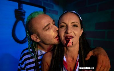 Franky's Peloco Flash: 'Kiss and die' (Copyright by: FotoFrank)