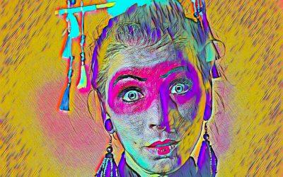 Franky's Peloco Geishas: CindyBArtColor (Copyright by: FotoFrank)