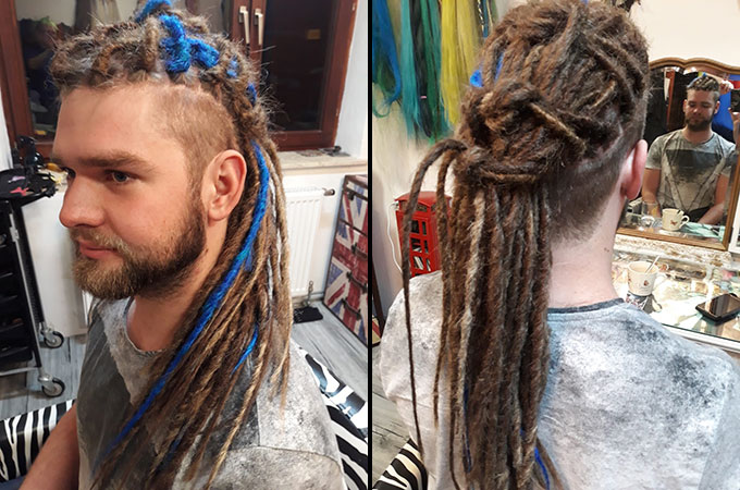 Synthetic Dreads Peloco